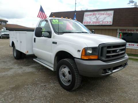 2000 Ford F-450 Super Duty for sale at Show Me Used Cars in Flint MI