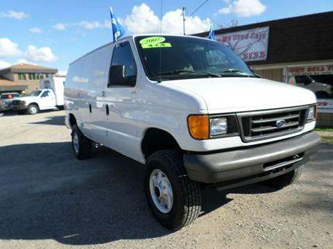 2007 Ford E-Series Cargo for sale at Show Me Used Cars in Flint MI