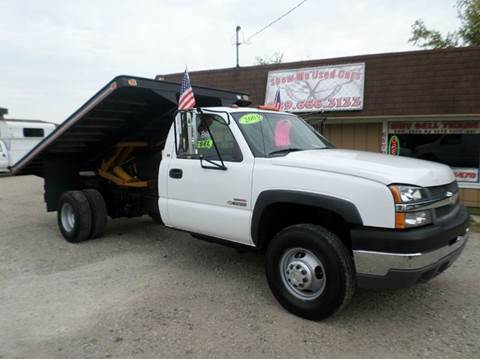 2003 Chevrolet Silverado 3500 for sale at Show Me Used Cars in Flint MI