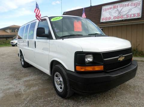 2004 Chevrolet Express Cargo for sale at Show Me Used Cars in Flint MI