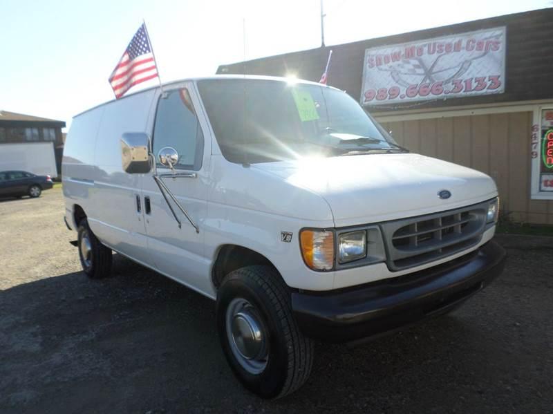 Used Tires Flint Mi >> 2001 Ford E-Series Cargo E-350 SD 3dr Cargo Van In Flint ...