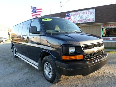 2007 Chevrolet Express Passenger for sale at Show Me Used Cars in Flint MI