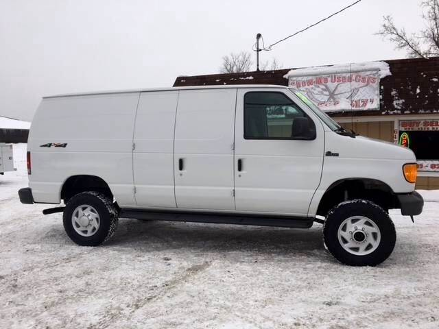 Used Tires Flint Mi >> 2007 Ford E-Series Cargo E-250 3dr Cargo Van In Flint MI ...