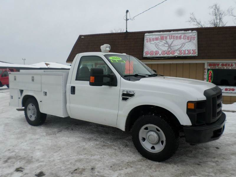 2010 Ford F-250 Super Duty for sale at Show Me Used Cars in Flint MI