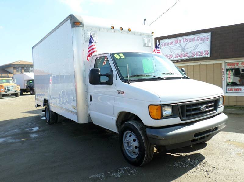 2005 Ford E-450 SD 16' for sale at Show Me Used Cars in Flint MI