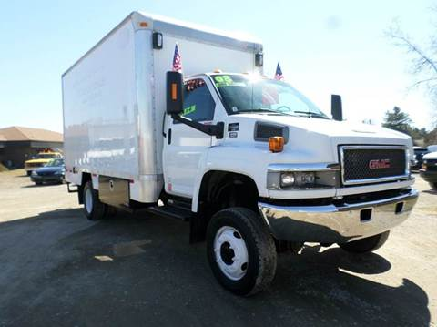 2008 GMC C5500 for sale at Show Me Used Cars in Flint MI
