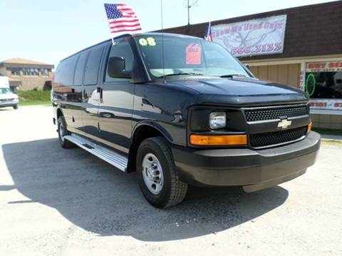 2008 Chevrolet Express Passenger for sale at Show Me Used Cars in Flint MI