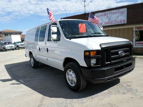 2011 Ford E-350 for sale at Show Me Used Cars in Flint MI