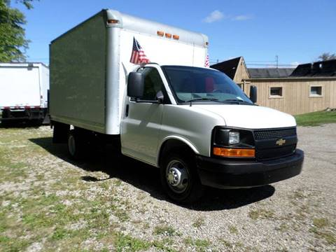 2012 Chevrolet Express Cutaway for sale in Flint, MI