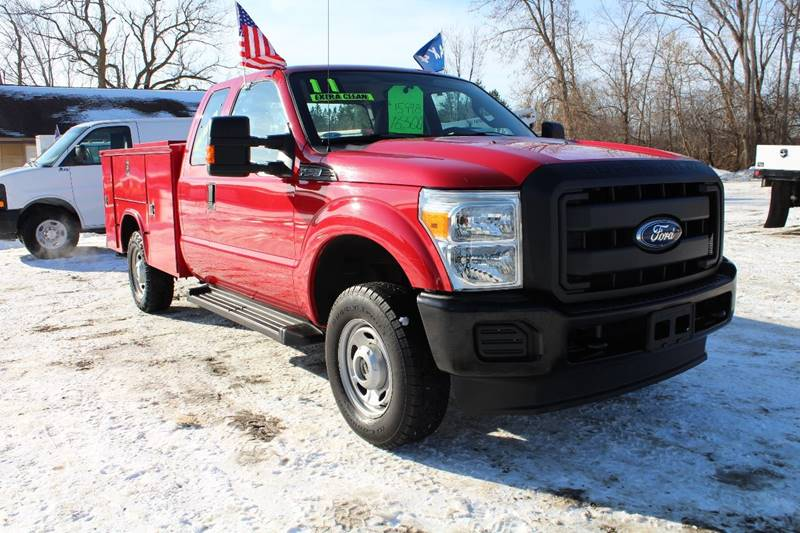 2011 Ford F-250 Super Duty for sale at Show Me Used Cars in Flint MI