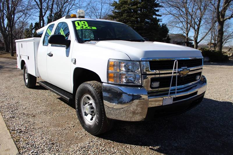 2009 Chevrolet Silverado 3500HD for sale at Show Me Used Cars in Flint MI