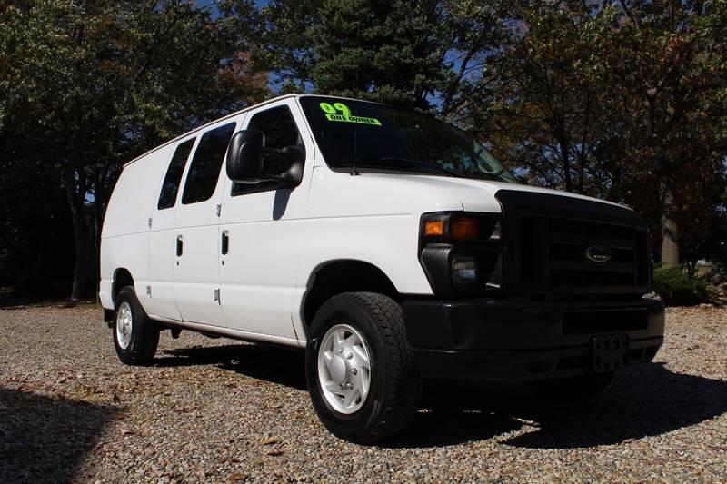2009 ford e-350