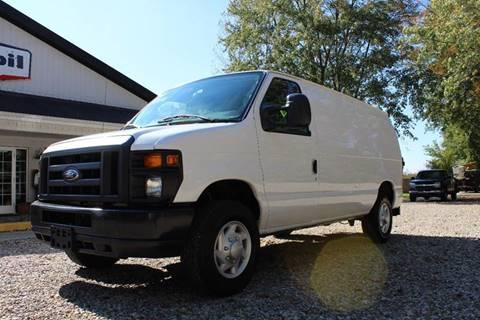 2009 Ford E-Series Cargo for sale in Flint, MI