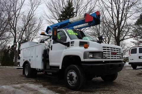 2009 GMC C5500 for sale in Flint, MI