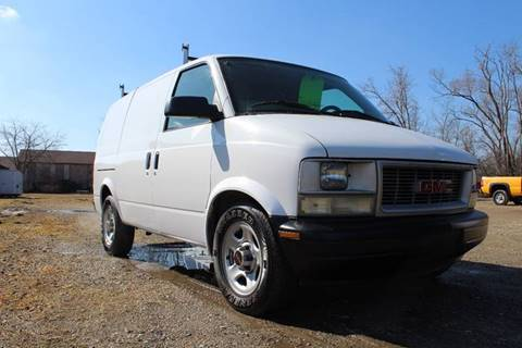 2005 GMC Safari Cargo for sale in Flint, MI