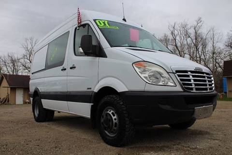 2007 Freightliner Sprinter Cargo for sale at Show Me Used Cars in Flint MI