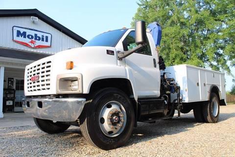 2007 GMC C7500 for sale in Flint, MI