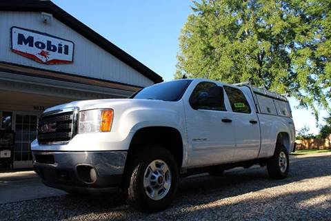 2014 GMC Sierra 2500HD for sale at Show Me Used Cars in Flint MI