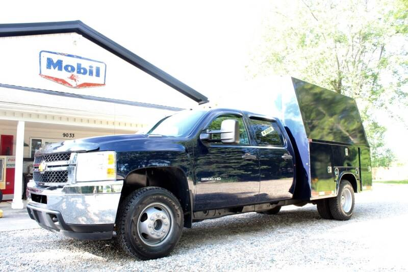 2012 Chevrolet Silverado 3500HD for sale at Show Me Used Cars in Flint MI