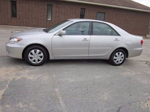 2003 Toyota Camry for sale in Fall River, MA