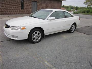 1999 Toyota Camry Solara for sale in Fall River, MA