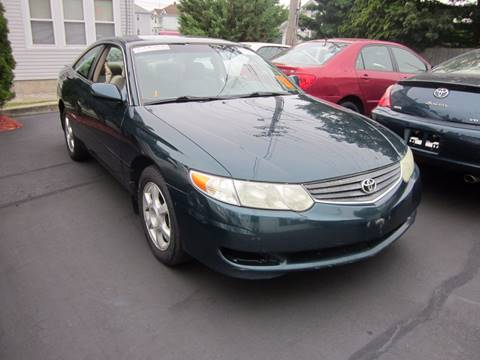 2002 Toyota Camry Solara for sale in Fall River, MA