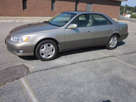 2000 Lexus ES 300 for sale in Fall River, MA