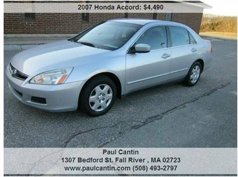 2007 Honda Accord For Sale In Metairie La Carsforsale Com