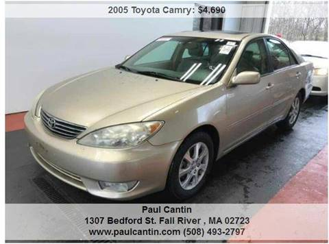 Used 2005 Toyota Camry For Sale Carsforsale Com