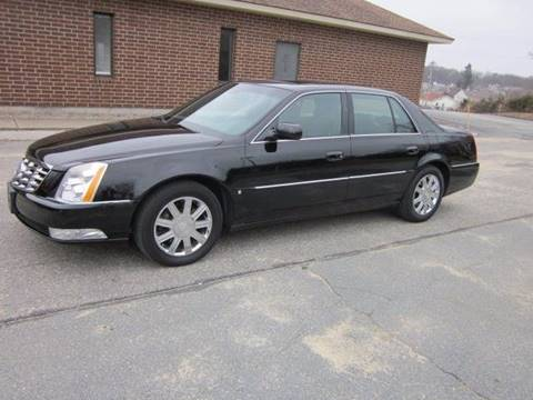 2006 Cadillac DTS for sale in Fall River, MA