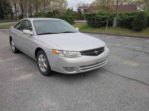 2001 Toyota Camry Solara for sale in Fall River, MA