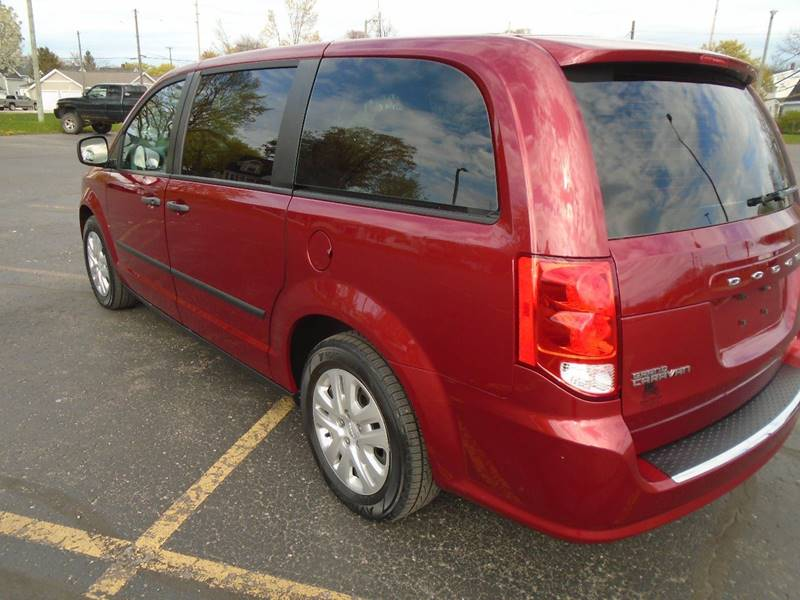 2014 Dodge Grand Caravan SE 4dr Mini-Van - Traverse City MI