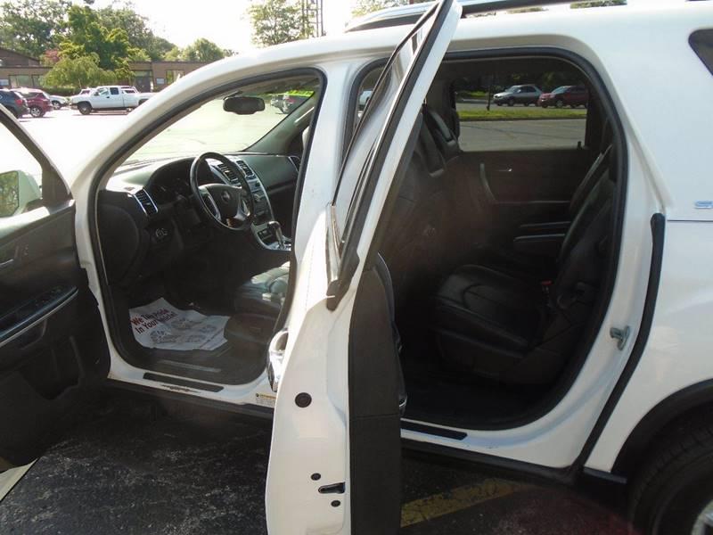 2009 GMC Acadia AWD SLT-1 4dr SUV - Traverse City MI