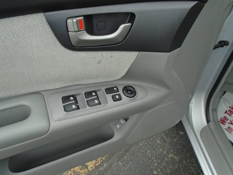 2008 Kia Optima LX 4dr Sedan (2.4L I4 5A) - Traverse City MI