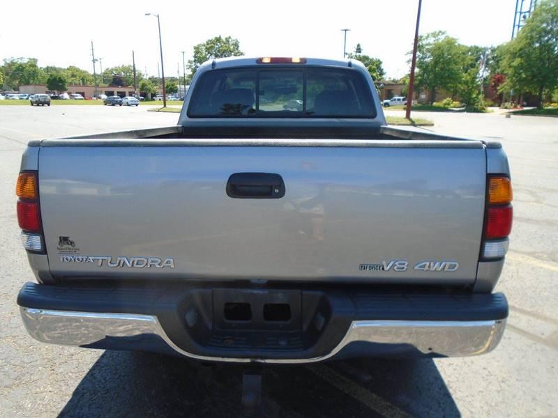 2003 Toyota Tundra 4dr Access Cab SR5 4WD SB V8 - Traverse City MI