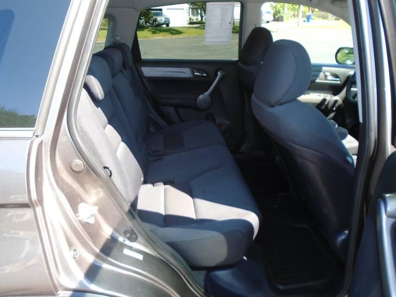 2009 Honda CR-V AWD LX 4dr SUV - Traverse City MI