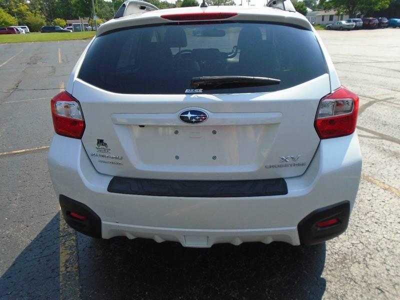 2013 Subaru XV Crosstrek AWD 2.0i Limited 4dr Crossover - Traverse City MI
