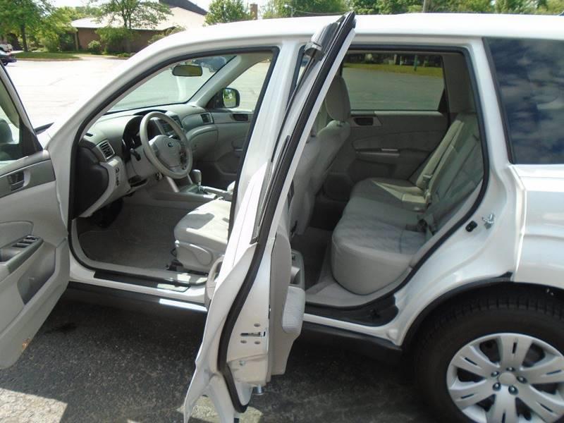 2010 Subaru Forester AWD 2.5X 4dr Wagon 4A - Traverse City MI