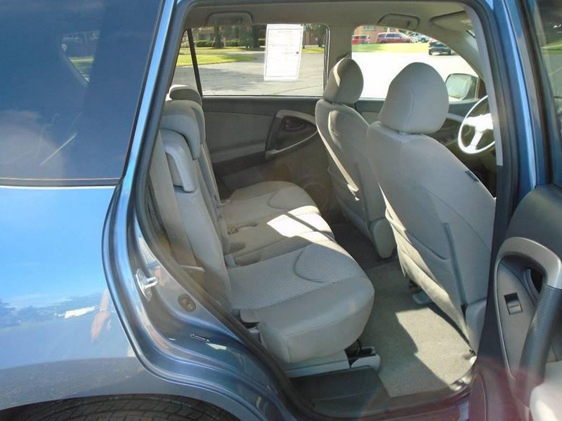 2008 Toyota RAV4 4x4 4dr SUV - Traverse City MI