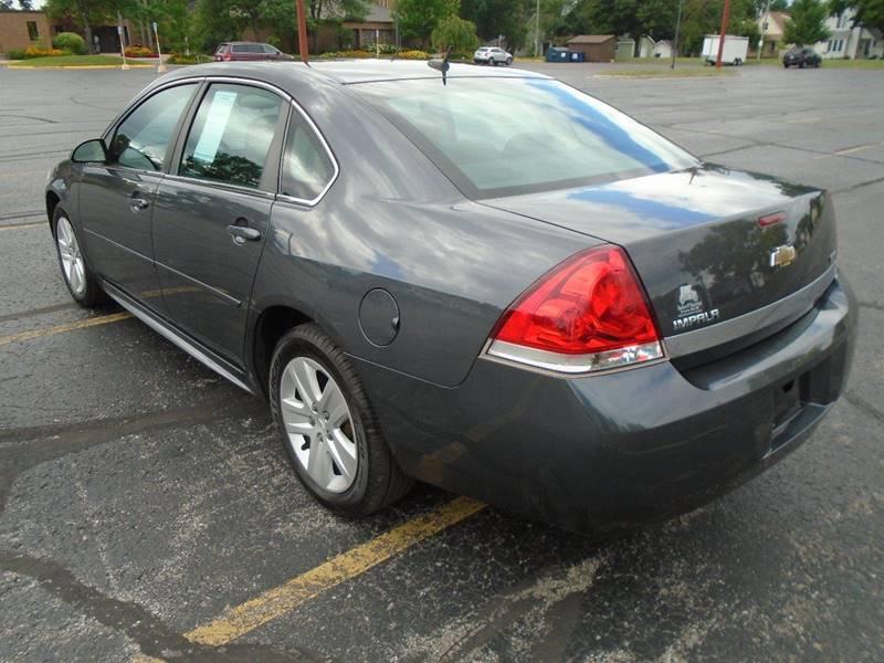 2010 Chevrolet Impala LS 4dr Sedan - Traverse City MI