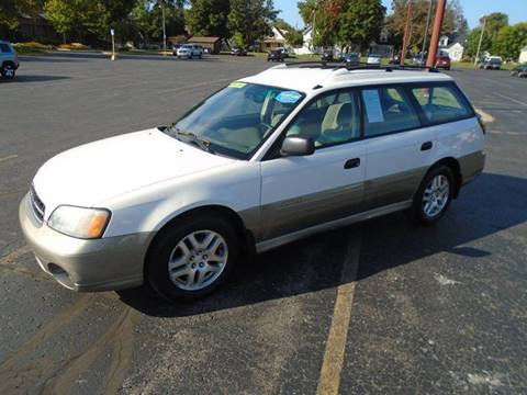 2001 Subaru Outback for sale in Traverse City, MI
