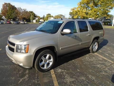 2008 Chevrolet Suburban for sale in Traverse City, MI