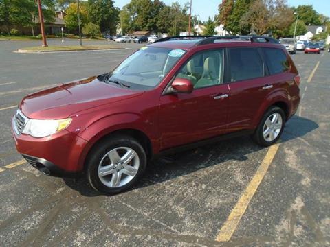 2010 Subaru Forester for sale in Traverse City, MI