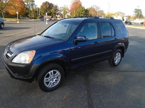 2002 Honda CR-V for sale in Traverse City, MI