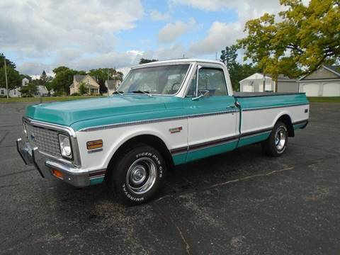 1972 Chevrolet C/K 10 Series for sale in Traverse City, MI