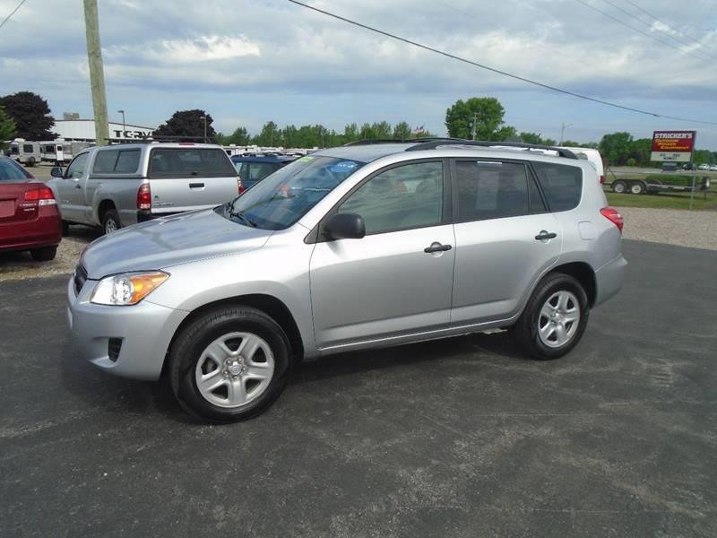 2011 Toyota RAV4 For Sale At JACKu0027S AUTO SALES In Traverse City MI