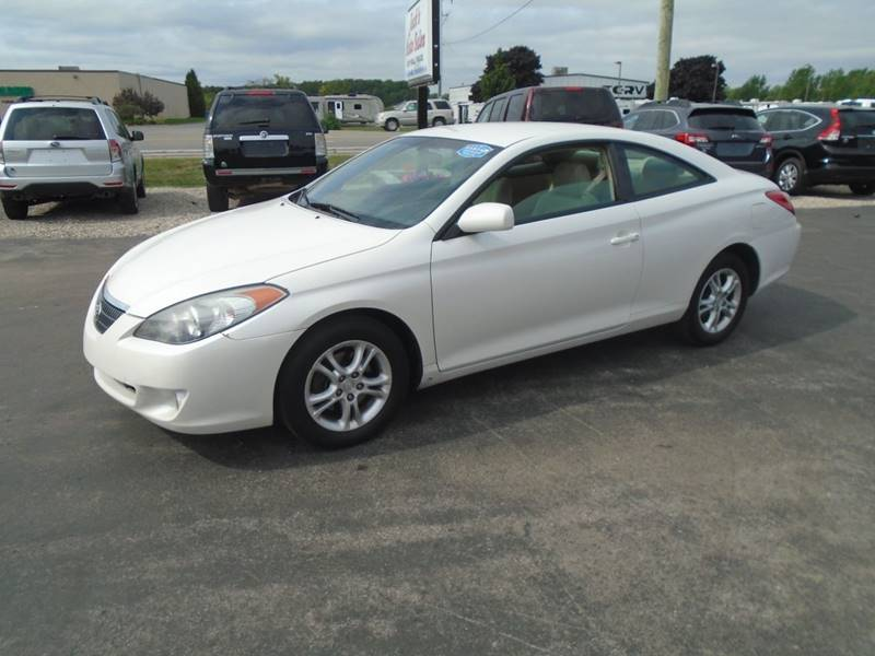 2006 Toyota Camry Solara For Sale At JACKu0027S AUTO SALES In Traverse City MI