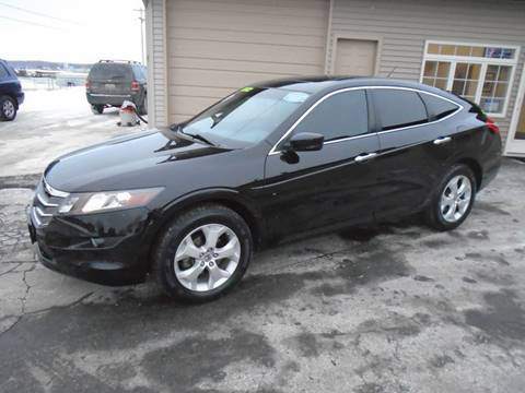 2012 Honda Crosstour for sale in Traverse City, MI
