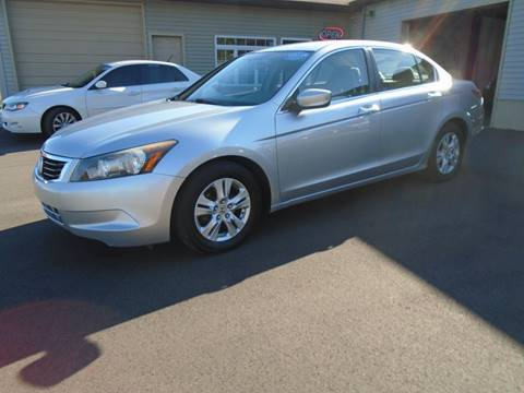 2008 Honda Accord for sale in Traverse City, MI
