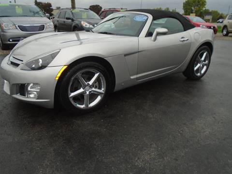 2008 Saturn SKY for sale in Traverse City, MI